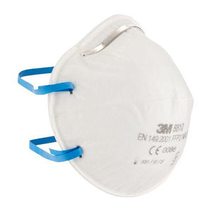 3M 8810 FFP2 Dust/Mist Respirators (Pack of 20)