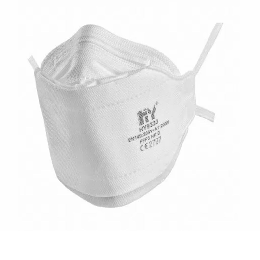 HY9330 FFP3 NR D Respirator Unvalved (Box of 20)
