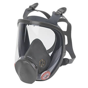 3M 6900S Large Reusable Full Face Mask Without Filters