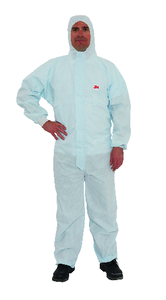 3M 4532+ Protective White Coverall TY PE-5/6 XL