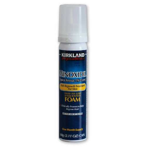 1 Months Kirkland Foam for hair treatment by Kirkland Signature