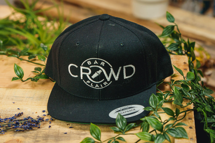 Casquette CROWD - Crowd Bar & Flair