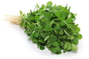 Methi Leaves / मेथी (1 bunch)