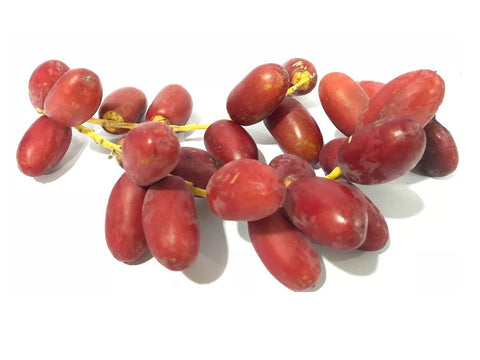 Fresh Red Dates / खजूर