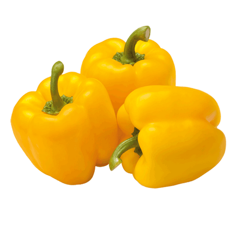 Fresh Yellow Bell Pepper (250g)