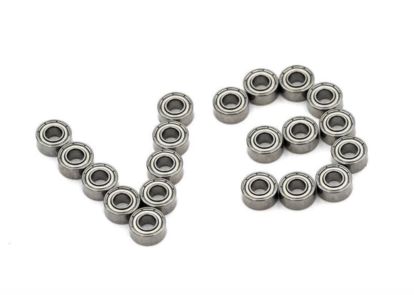 TBS ETHIX MR STEELE V3 NSK BEARING 9MM (2PCS)