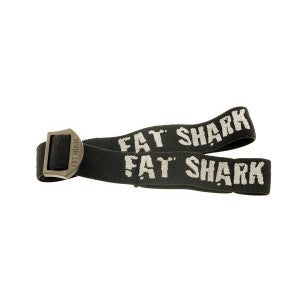 FatShark Head Strap for Dominator V1 & Attitude Goggle - Black - Next FPV - 1