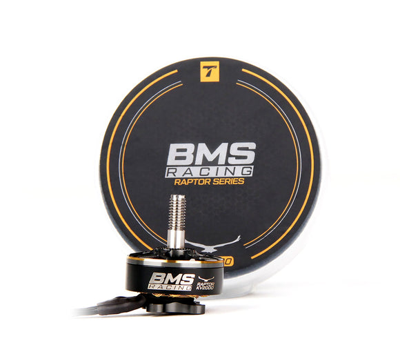 T-MOTOR BMS RACING 2306.5 2000kv RAPTOR SERIES MOTORS
