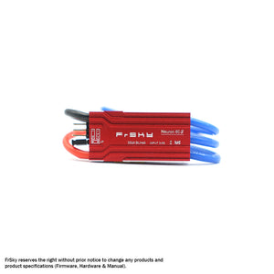 FRSKY NEURON 60S 60A ESC WITH BEC