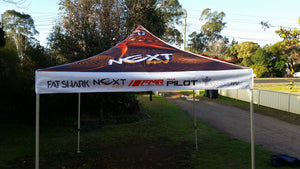NEXTFPV Branded Gazebo Replacement Canopy