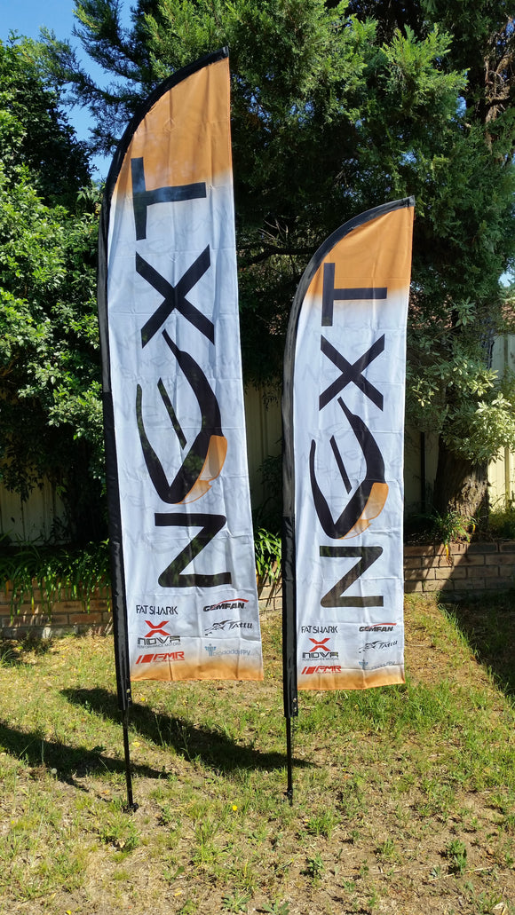 NEXTFPV BRANDED FLAGS