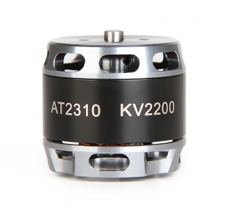 T-Motor AT Series AT2310 KV2200 Short Shaft 3-4S Brushless Motor (FPVWRA Spec)