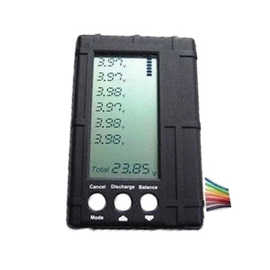 3-in-1 Cell Meter, Balancer & Discharger