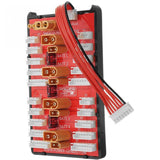 POWER GENIUS 4 PACK 2-6S 2in1 PARALLEL CHARGING BOARD - XT30 & XT60