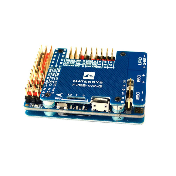 MATEK F722-WING FLIGHT CONTROLLER