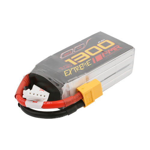 FMR 1300MAH 4S 120C EXTREME LIPO BATTERY PACK