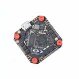 JHEMCU GHF411AIO F4 OSD FLIGHT CONTROLLER BUILT-IN 20A BL_S 2-4S 4IN1 ESC FOR TOOTHPICK
