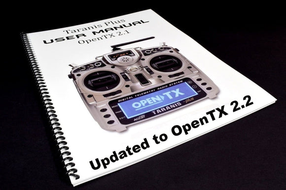 FrSKY Taranis Plus/OpenTX User Manual