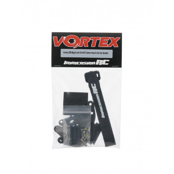 ImmersionRC Vortex 230 Mojo - Crash Kit 4 - CF camera mount and rear bumper -  V23CK4