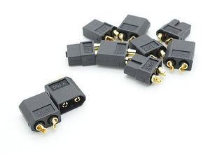Nylon XT60 Connectors Male/Female (5 pairs) GENUINE - Next FPV - 1