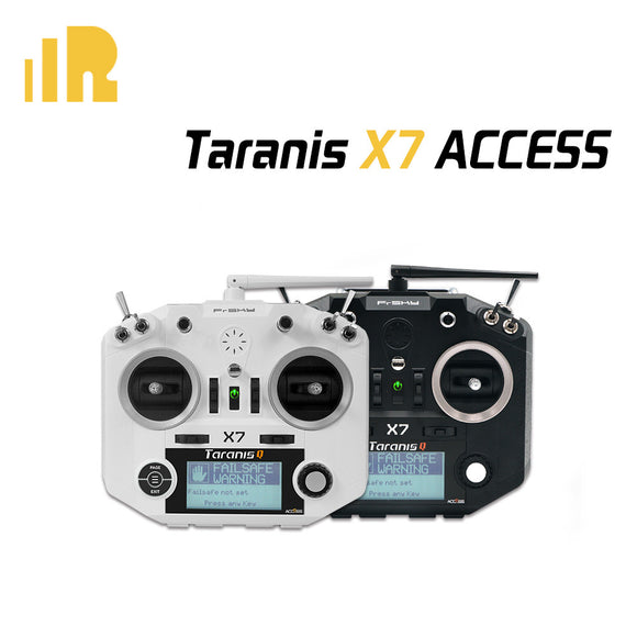 FRSKY TARANIS Q X7 ACCESS DIGITAL TELEMETRY 24CH RADIO SYSTEM 2.4GHZ