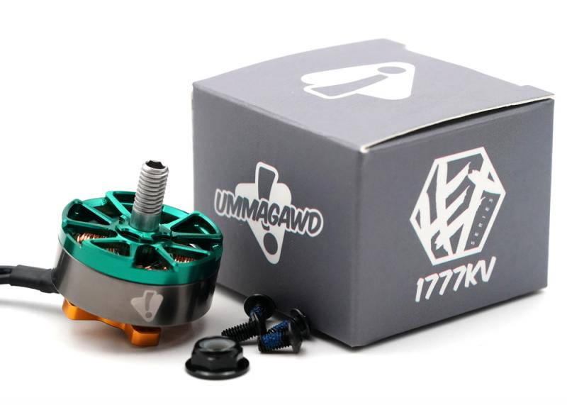 TBS UMMAGAWD HEX SERIES 2306 1777KV