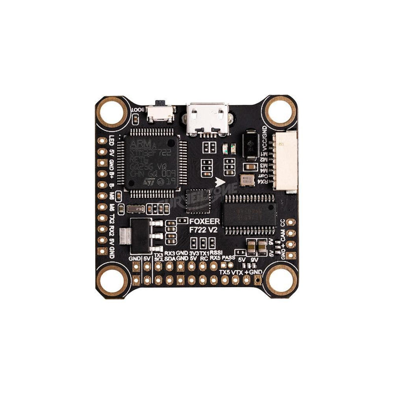 FOXEER F722 V2 FPV FLIGHT CONTROLLER