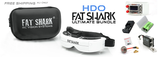 FatShark Dominator HDO ULTIMATE bundle