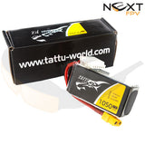 Tattu 1050mAh 5s 75c Lipo Battery Pack