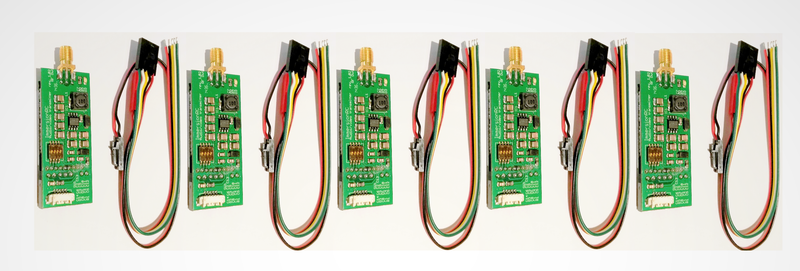 ImmersionRC 700mW 2.4GHz Audio/Video TX NAKED (5 PCS)