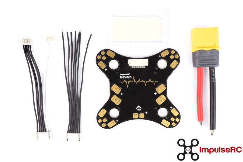 REVERB 3OZ COPPER PDB KIT - BLACK