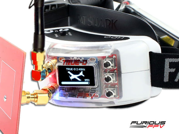 FuriousFPV True-D 2.4 GHz Diversity Receiver System