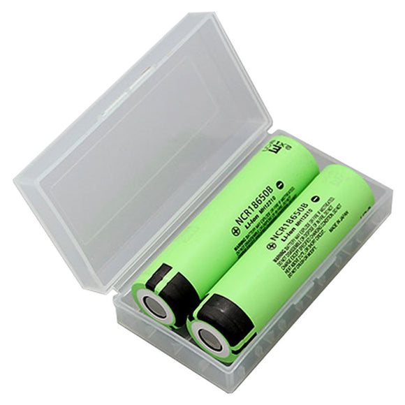 Panasonic NCR 18650 3400mAh Lithium Ion Battery to suit FatShark battery holder