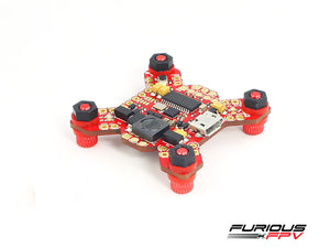 FURIOUSFPV FORTINI F4 OSD 32Khz Flight Controller