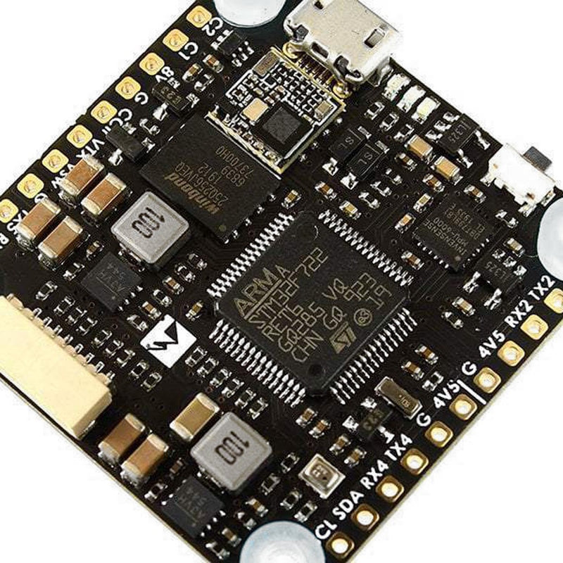 MATEK F722-PX AIO F7 FLIGHT CONTROLLER WITH PIXEL OSD