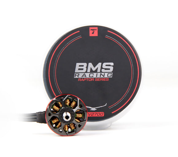 T-MOTOR BMS RACING 2207.5 2700kv RAPTOR SERIES MOTORS