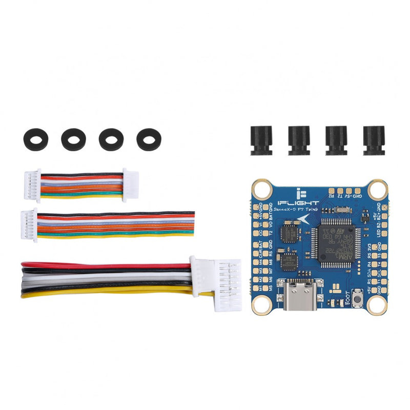 IFLIGHT SUCCEX-D F7 V2.1 TWING FLIGHT CONTROLLER (HD VERSION)