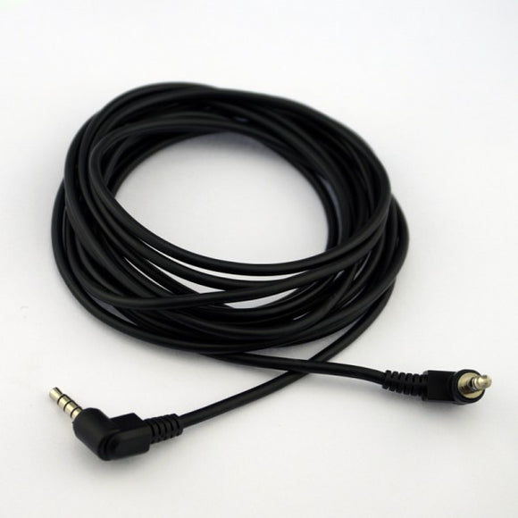 ImmersionRC GroundStation Video Cable, Silicone, 3.5mm to 3.5mm - Next FPV - 1