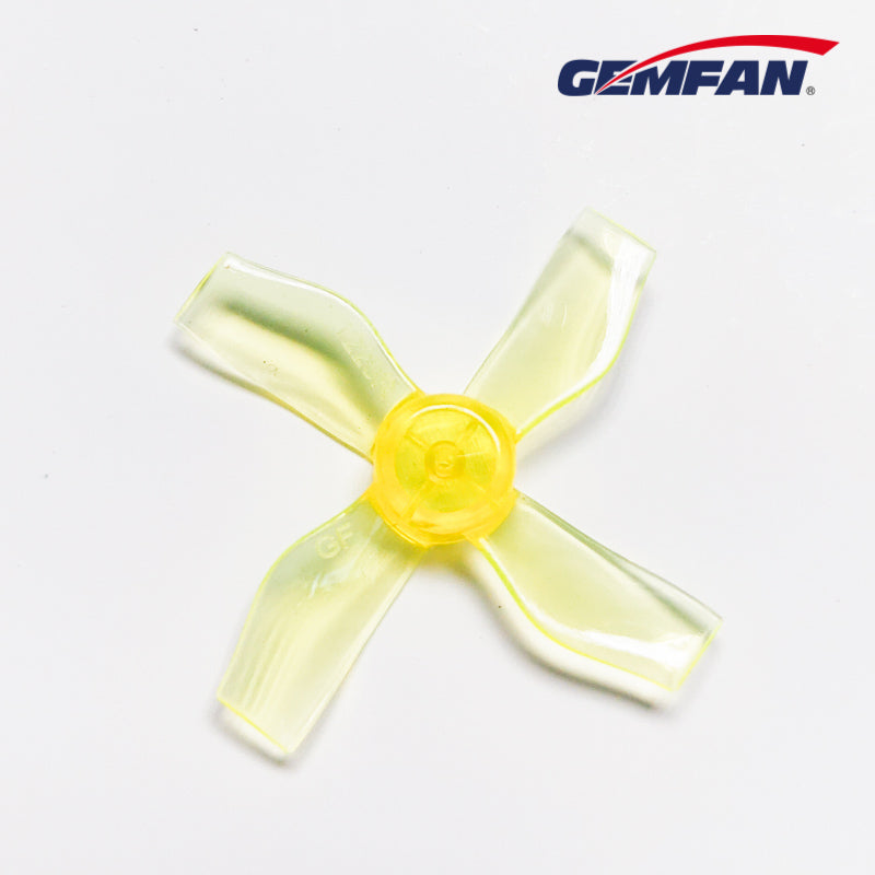 GEMFAN DURABLE 1220 31mm 4 BLADE 1mm HOLE (16 PIECES)