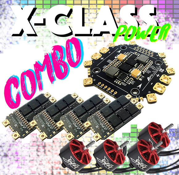 X-CLASS 12S PREMIUM POWER BUNDLE