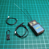 Lemon Rx DSMX Compatible 7-Channel Full-Range Telemetry With Diversity Antenna Receiver + PPM - NextFPV - 1