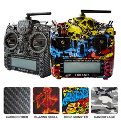 FrSKY Taranis X9D Plus Special Edition 2.4Ghz Digital Telemetry Radio System W/C'tick