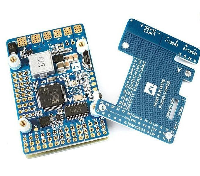 MATEK F405-WING FLIGHT CONTROLLER