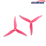 "GEMFAN HURRICANE MCK DURABLE 51466 5"" 3 BLADE PROPS (16 PIECES)"