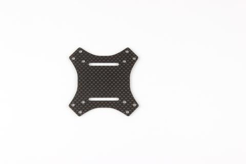 HolyBro Shuriken X1 Main board bottom (2.5mm Carbon fibre) 1pcs - NextFPV