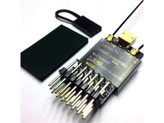 Lemon Rx DSMX Compatible 6-Channel Receiver with Diversity Antenna - Next FPV - 1