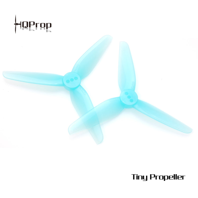 HQPROP HEADSUP TINY PROP (8CW+8CCW) POLY CARBONATE