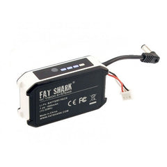 FatShark FPV - Headset/Goggle Battery 7.4V 1800mah w/Banana Charge Lead - NextFPV - 1
