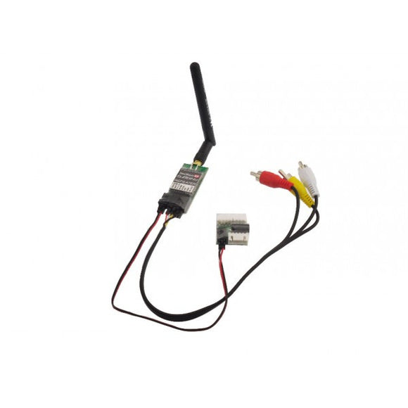 FatShark 5.8ghz Ground Station Video Repeater with FatShark Balance Lead Filter and RCA terminated cable - Next FPV
