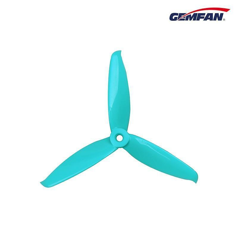 "GEMFAN FLASH DURABLE 5152S V2 5"" 3 BLADE PROPS (16 PIECES)"